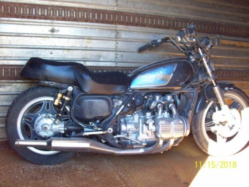1980 Honda Gold Wing  photo