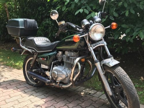 1980 Honda Rebel Green for sale craigslist