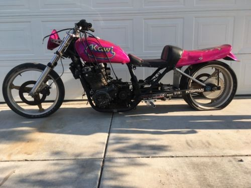 1980 Suzuki GS 1150 EG Purple photo