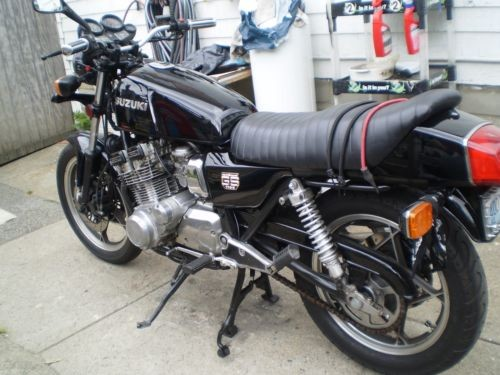 1980 Suzuki GS Black for sale craigslist