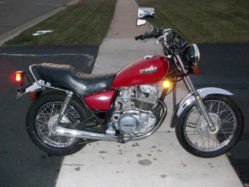 1980 Yamaha Other Red photo
