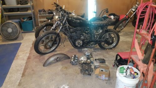 1980 Yamaha XS Black for sale craigslist