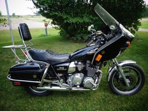 1980 Yamaha XS1100 SPECIAL Black for sale craigslist
