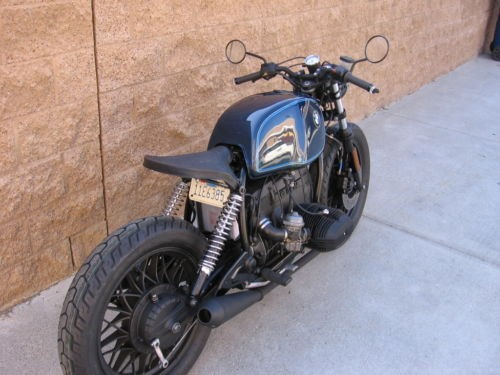 1981 BMW R-Series Blue photo
