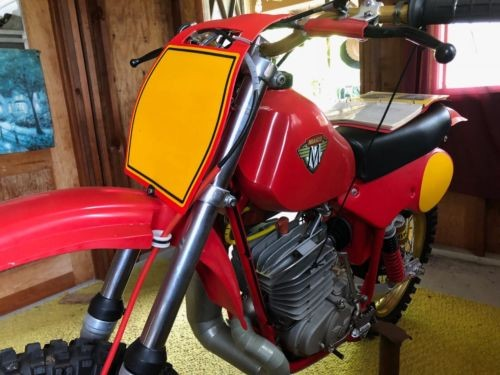 1981 Other Makes Maico 490 Red for sale craigslist
