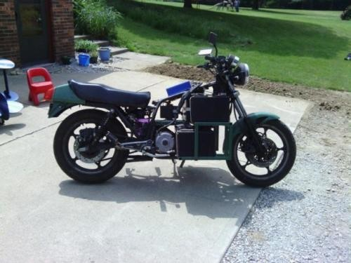 1981 Suzuki GS Green for sale craigslist