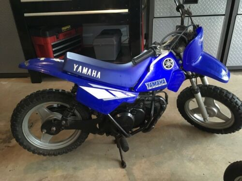 1981 Yamaha PW Blue photo