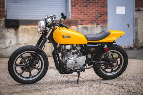 1981 Yamaha XS Yellow for sale