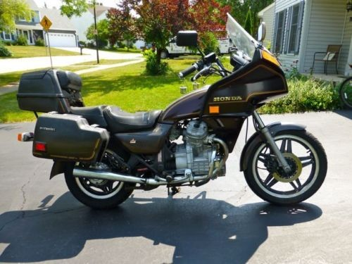 1982 Honda GL500 Brown for sale craigslist