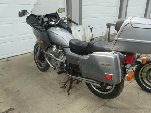1982 Honda GL500I Silver for sale craigslist