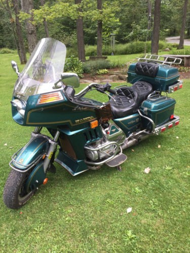 1982 Honda Goldwing Green for sale craigslist