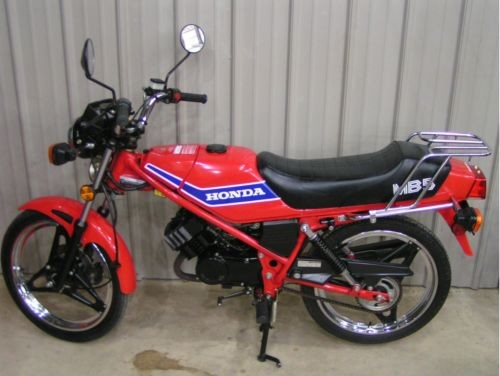 1982 Honda MB5 – 82 Red craigslist | Used motorcycles for sale