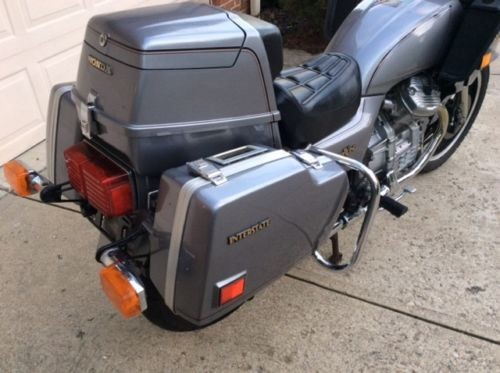 1982 Honda Silverwing 500 Silver for sale