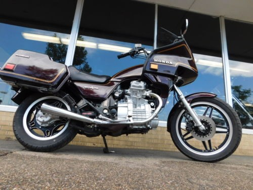 1982 Honda Silverwing Black for sale
