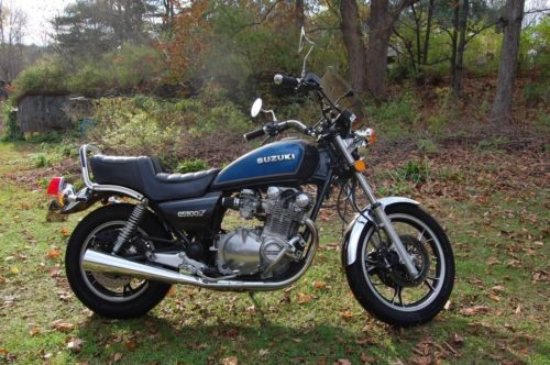 1982 Suzuki GS  photo
