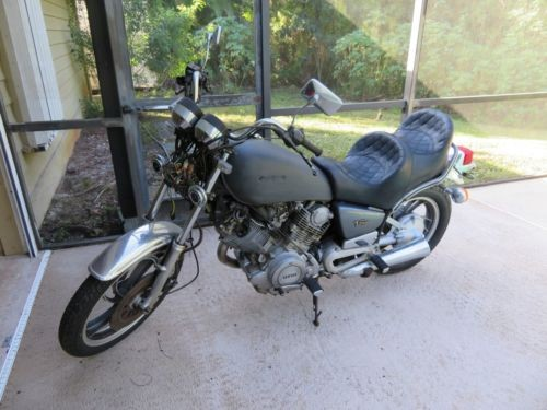 1982 Yamaha Virago Gray for sale craigslist