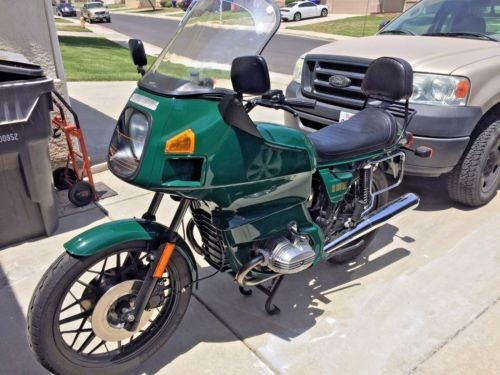 1983 BMW R-Series Green for sale