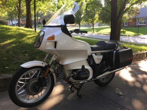 1983 BMW R-Series White for sale