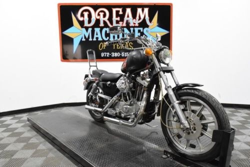 1983 Harley-Davidson XLX1000 - Sportster Ironhead Managers Special -- Black photo