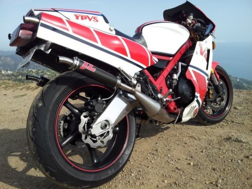 1983 Yamaha RZ 500 white/red for sale craigslist