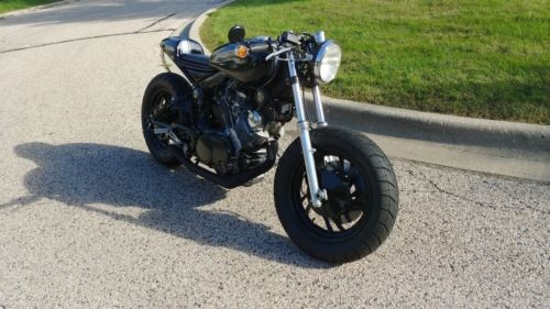 1983 Yamaha Virago Black photo