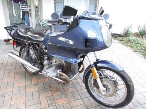 1984 BMW R-Series  photo
