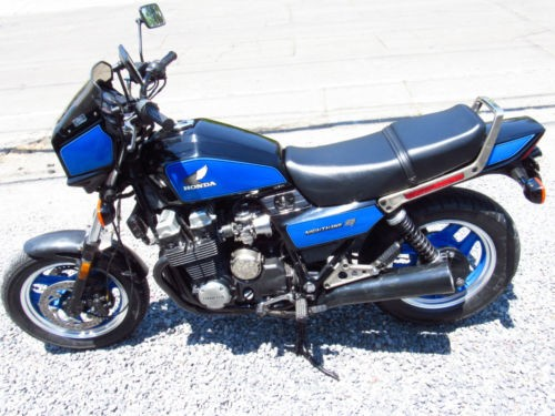 1984 Honda Nighthawk Blue for sale craigslist
