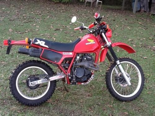 1984 Honda Other Red photo