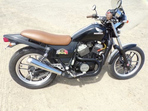 1984 Honda VT500FT ASCOT Black for sale