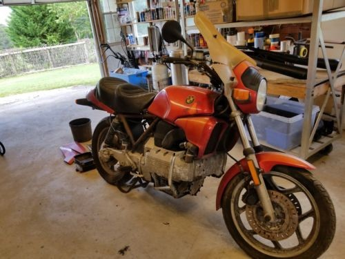 1985 BMW K-Series Gold for sale