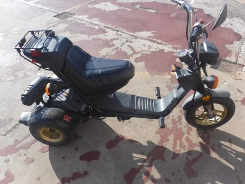 1985 Honda Gyro S Black for sale