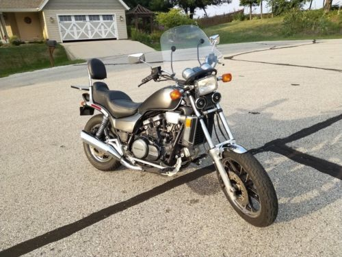 1985 Honda Magna Gray for sale craigslist