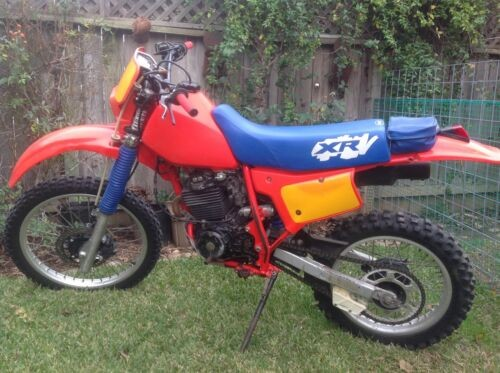 1985 Honda Other Red photo