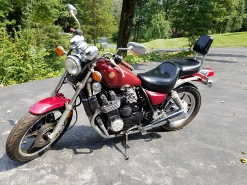 1985 Yamaha Other Burgundy for sale craigslist