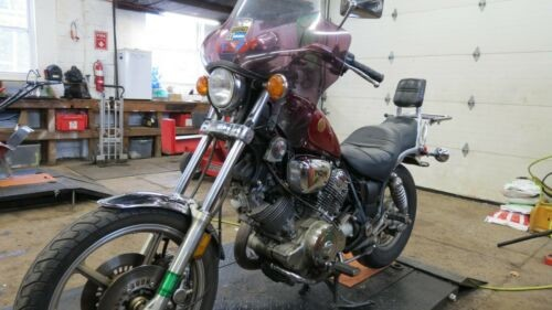 1985 Yamaha Virago  photo