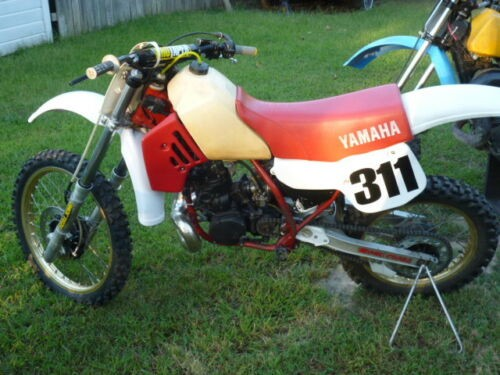 1985 Yamaha YZ  photo