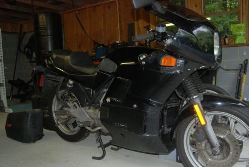 1986 BMW K-Series Black for sale