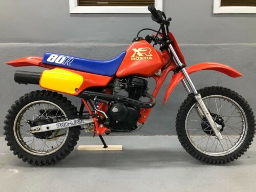 1986 Honda XR Red craigslist