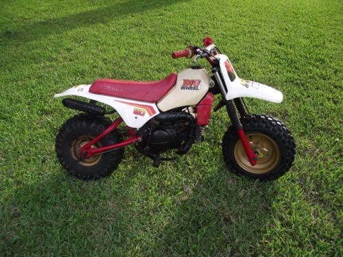 1986 Yamaha Other Red photo