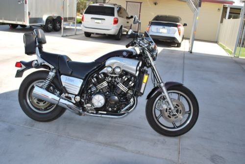 1985 Yamaha Other Black for sale | Used motorcycles for sale