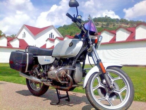 1987 BMW R-Series Silver photo
