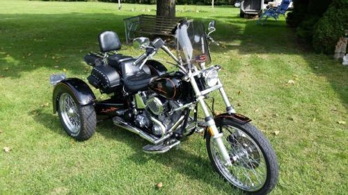 1987 Harley-Davidson Touring Black photo