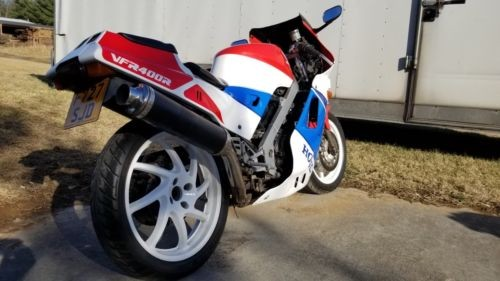 1987 Honda Other Red for sale