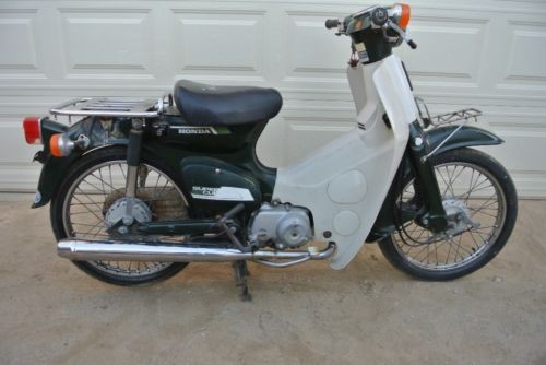 1987 Honda SUPER CUB Green craigslist