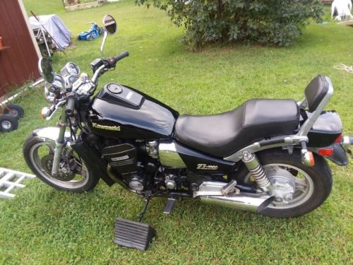 1987 Kawasaki Other Black photo