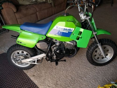 1988 Kawasaki Other Green for sale craigslist