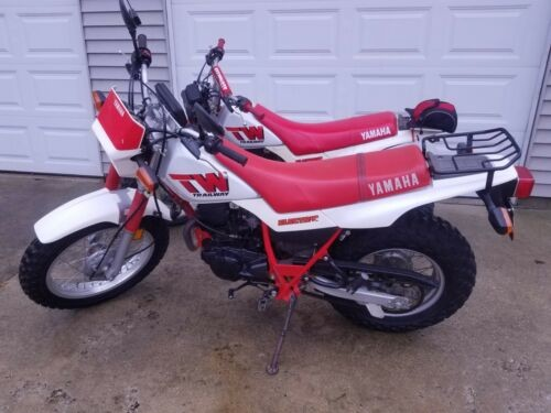 1988 Yamaha Other White photo
