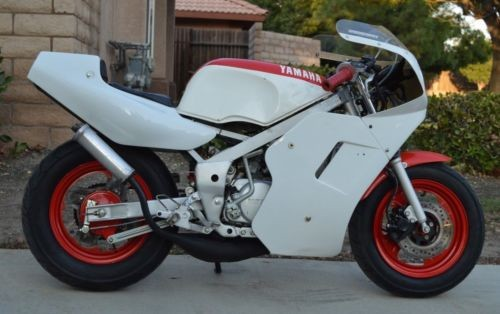 1988 Yamaha ysr 50 Red for sale