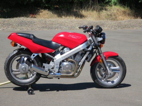 1989 Honda NT650 Hawk GT RC31 Red for sale craigslist