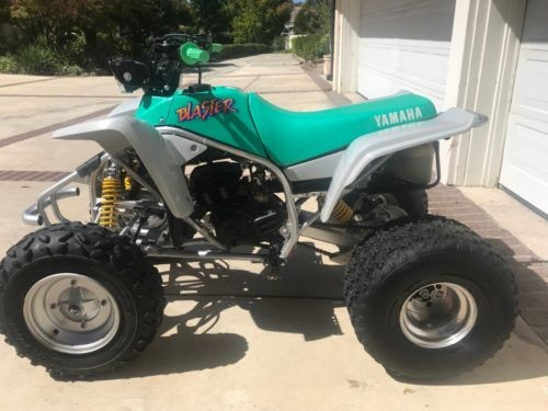 1989 Yamaha Other Green photo